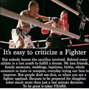Competitive criticism