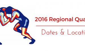 USAW Regional Qualifier Schedule