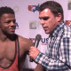 Kamal Bey after winning Fargo