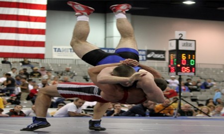 USAW Last Chance Olympic Qualifier in Cedar Falls, IA