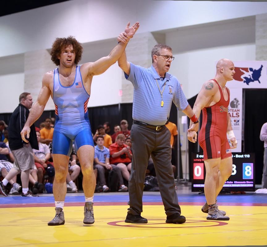 Jordan Holm Greco Trials