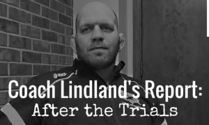 Coach Lindland Report
