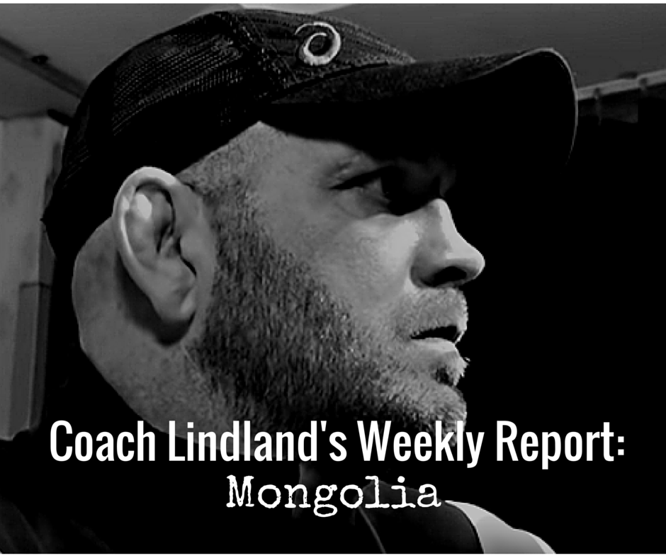 Copy of Coach Lindland's Weekly Report-