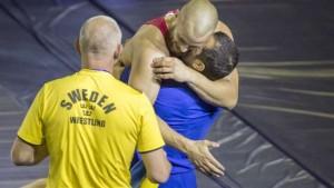 Pettersson winning bronze