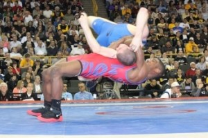 Ellis Coleman 66 kg