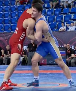 Aleksey Mishin vs denis Kudla