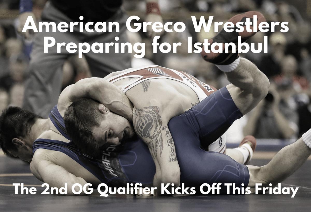 American Greco Wrestlers