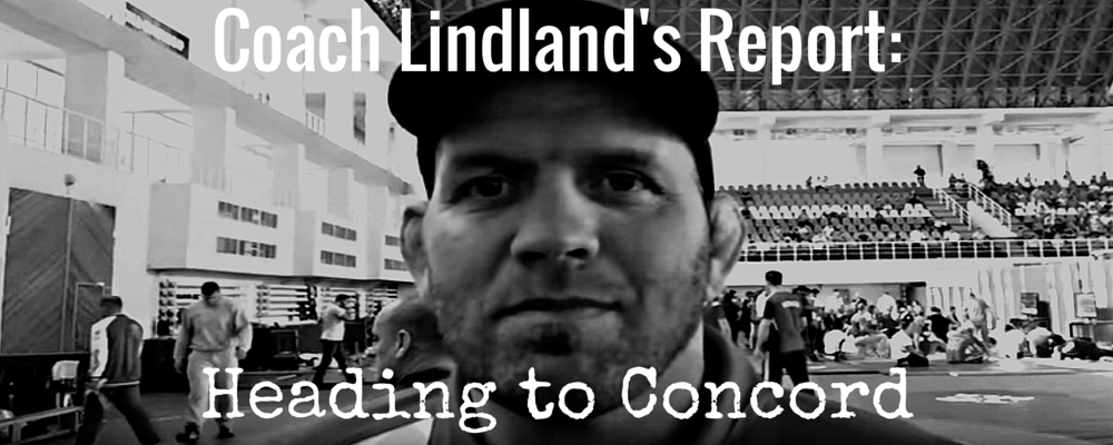 Coach Lindland Report for Concord