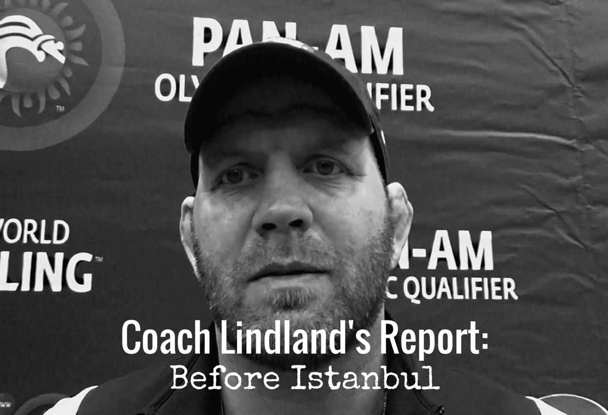 Coach Lindland's Report- (2)