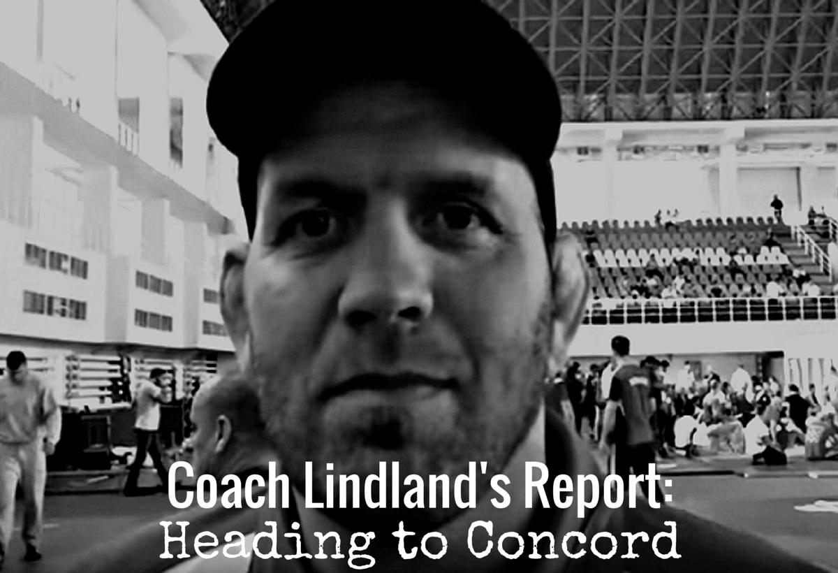 Coach Lindland's Report- (3)