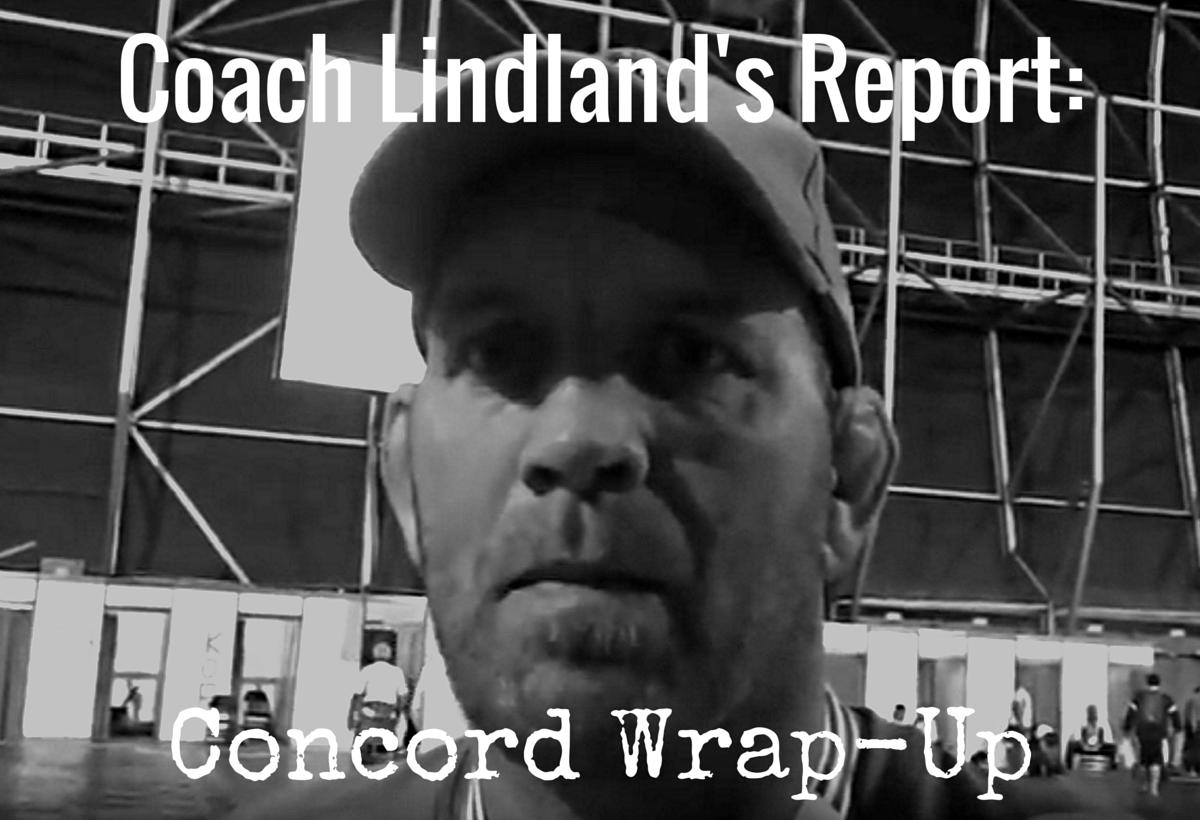 Coach Lindland's Report- (6)