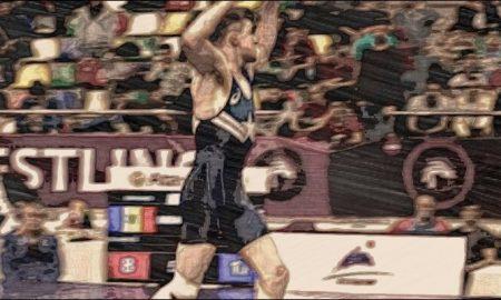 Jesse Thielke qualified 59 kg US Greco