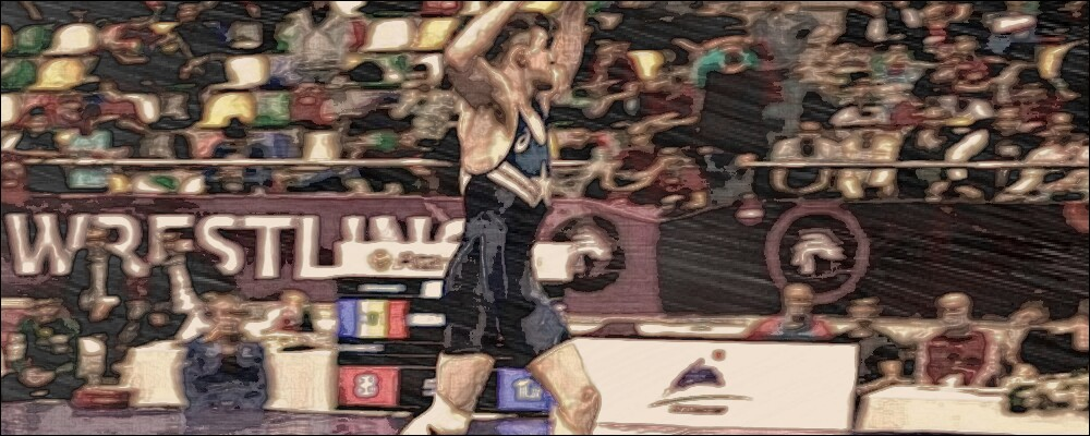 Jesse Thielke qualified 59 kg US Greco