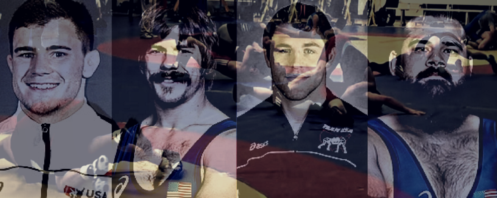 US greco roman wrestlers