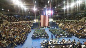 Kamal Bey graduates high school