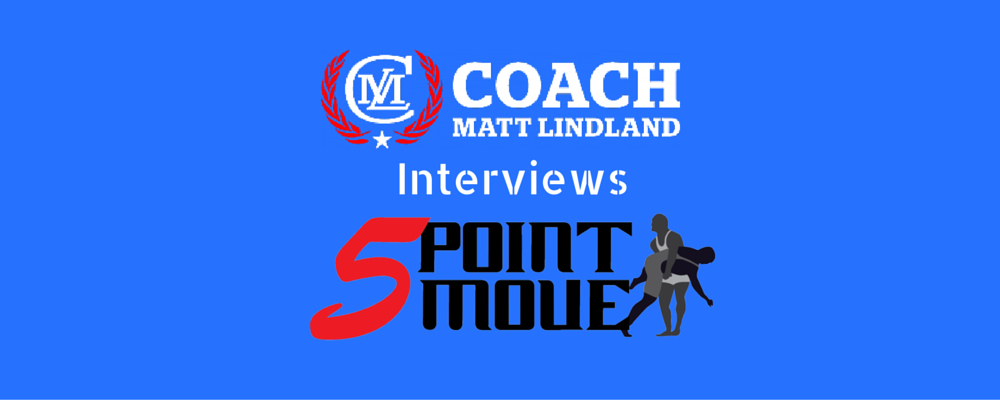 coach matt lindland blog