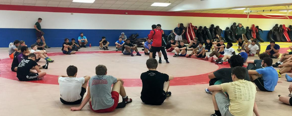 superior international greco camp