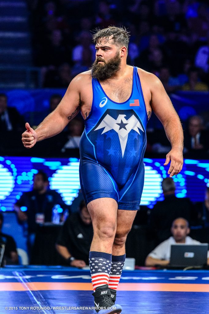 Robby Smith US Olympian