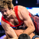 Bisek and the 2016 US Greco Team in Olympic camp