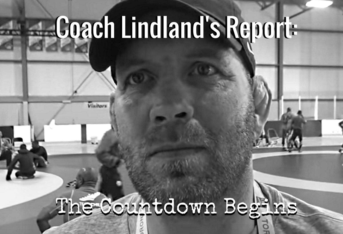 Coach Lindland's Report-