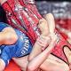 Training for Fargo Nationals for Wrestlers