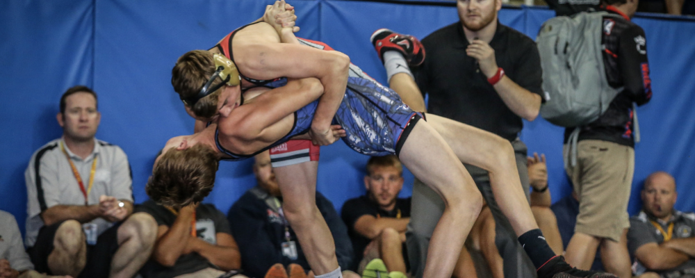 Tyler Curd and Nick Raimo among 2016 Cadet National champions