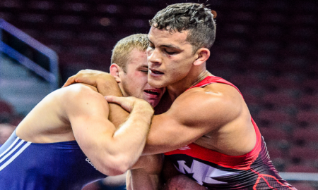 Patrick Martinez will compete at the Grand Prix of Spain