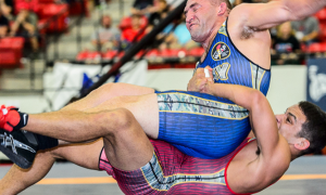 Martinez gets bronze at 2016 Grand Prix of Spain
