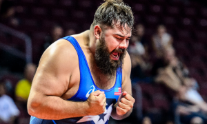 Robby Smith is ready for 2016 Rio Olympics