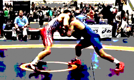 Three US Greco wrestlers competing at 2016 Grand Prix of Spain