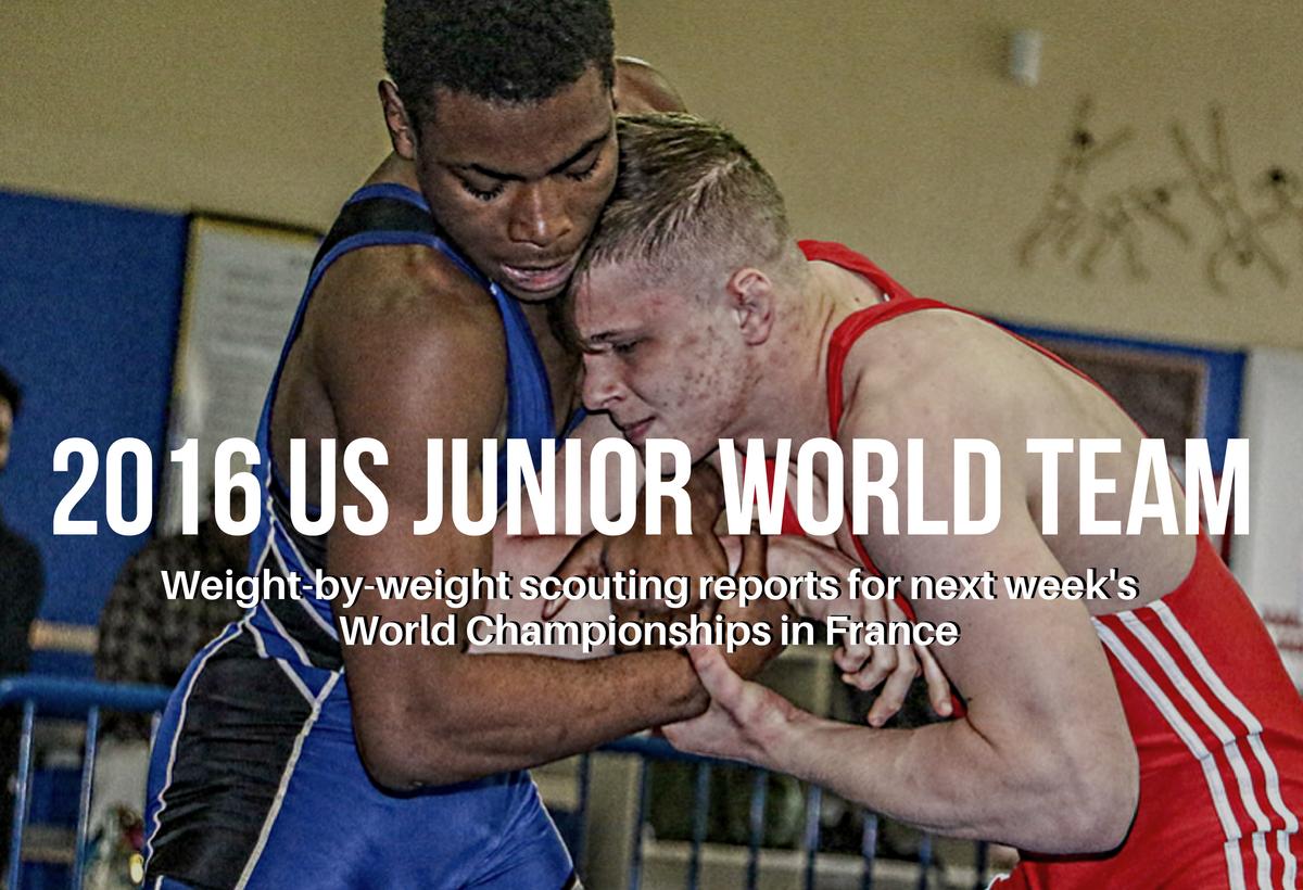 2016 US Junior World Team