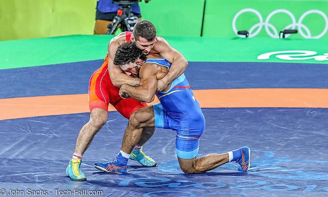 Davor Stefanek, 2016 Olympic Gold medalist, Rio 66 kg