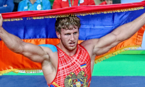 aleksanyan olympic gold