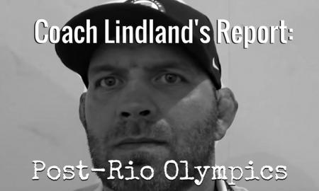 us national team head coach matt lindland