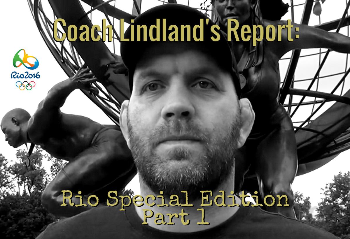Coach Lindland's Report- (9)
