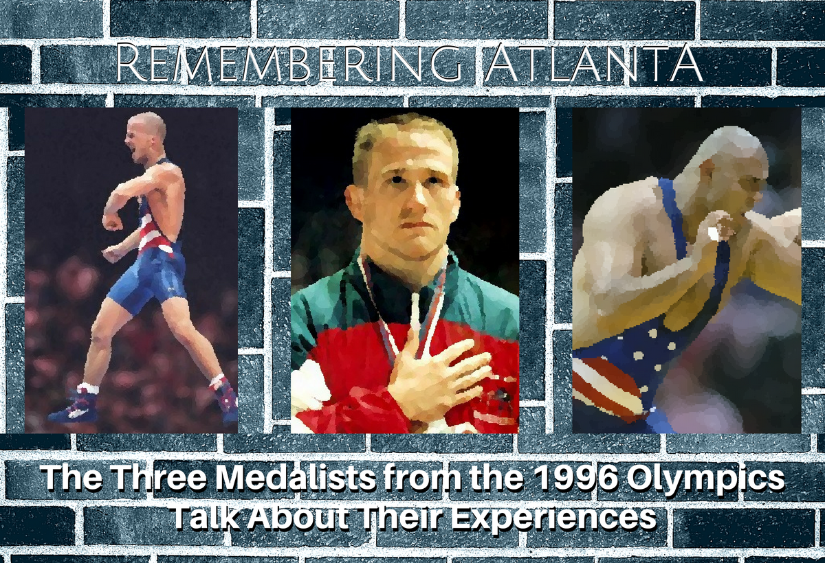 1996 US Greco Roman Olympic Team