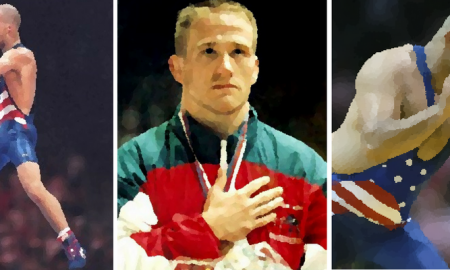 the 1996 us greco roman olympic team