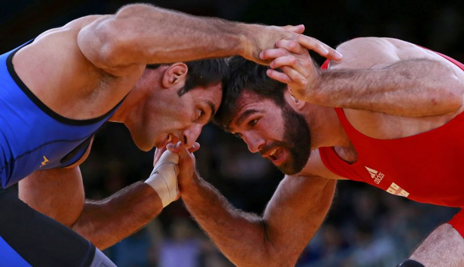 Saman Tahmasebi 2016 Rio Olympics