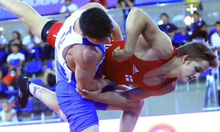 2016 junior greco worlds