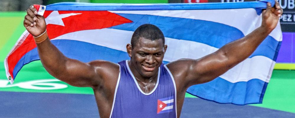mijain lopez 2016 rio olympics