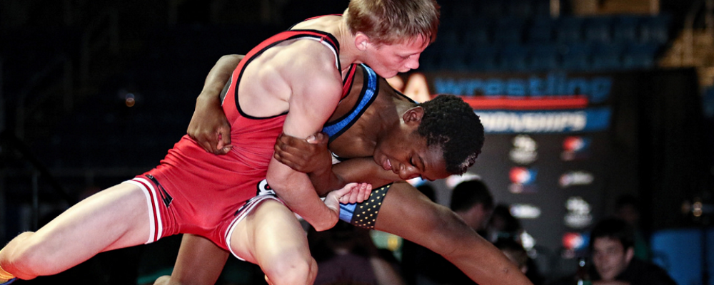 Malik Johnson, 2016 Cadet World Championships