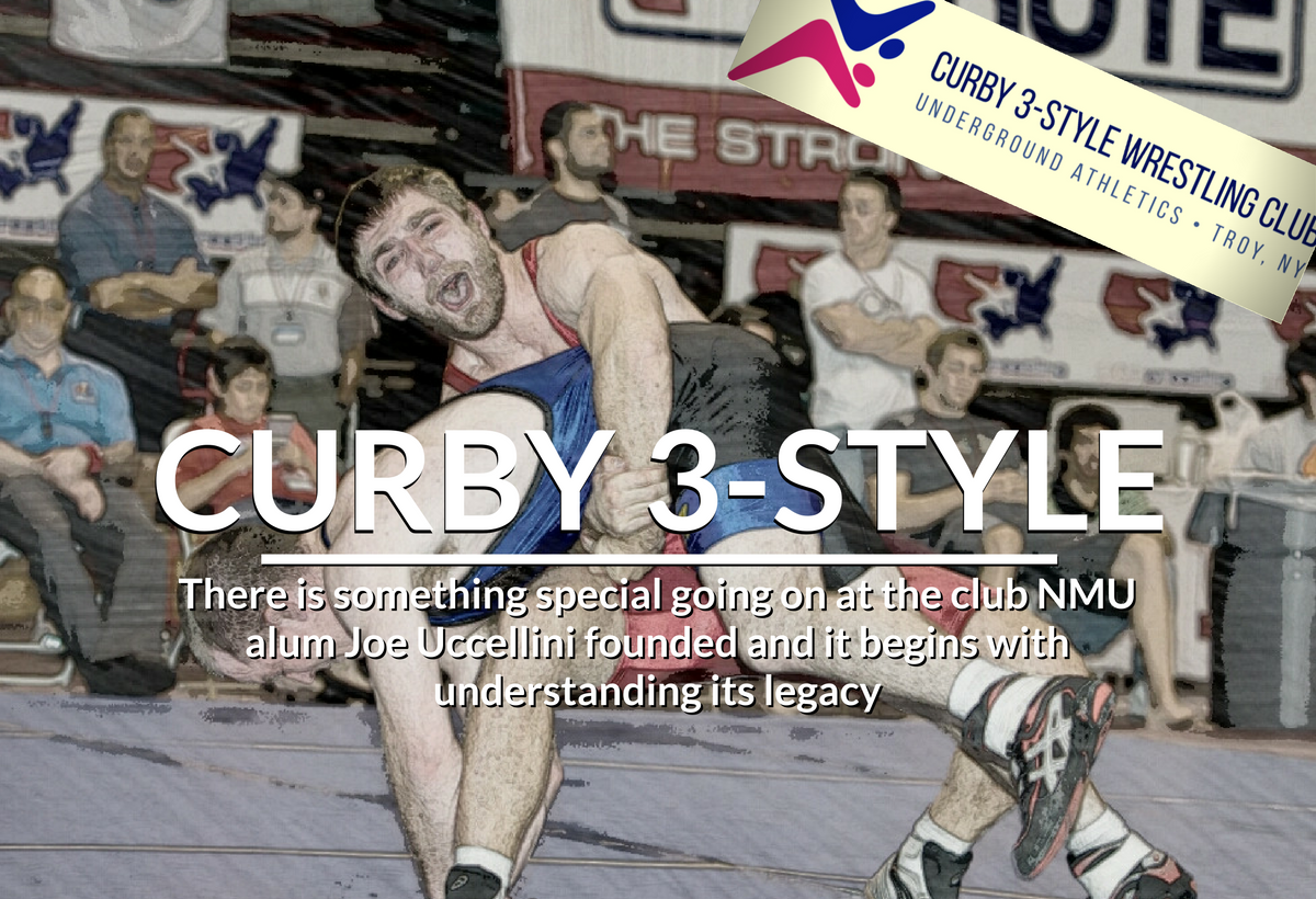 Curby 3-Style Greco Roman