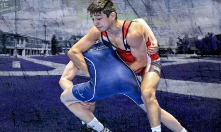 Randon Miranda, USA Greco Roman wrestling, 50 kg