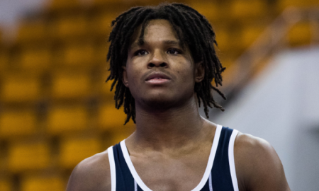 RaVaughn Perkins confirms for US non-Olympic weight World Team Trials