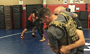 US Greco Roman self-defense