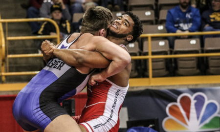 g'angelo hancock at 2016 junior greco roman worlds
