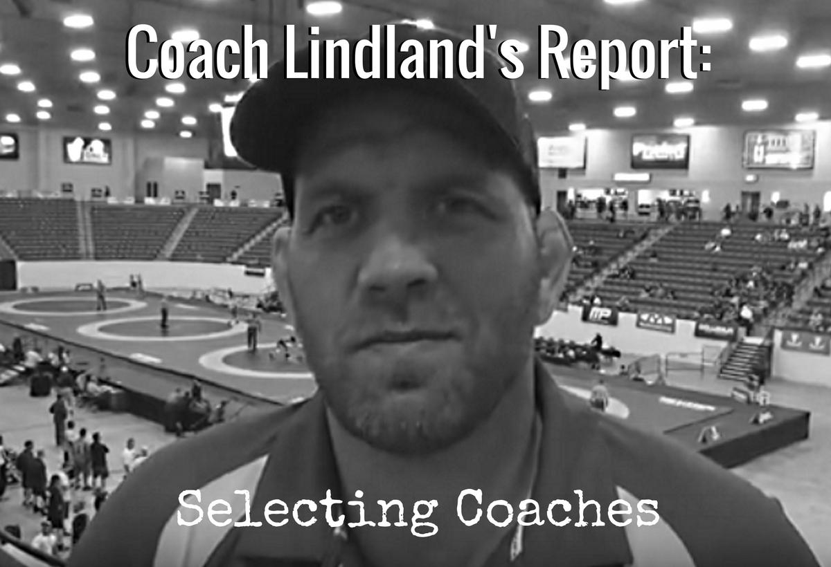 Lindland Report – Coaches