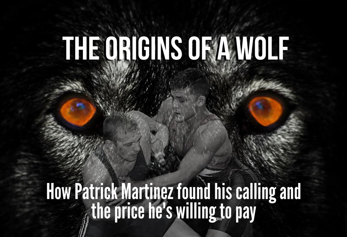 Patrick Martinez Greco Roman wrestling