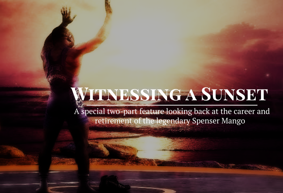 Witnessing a Sunset - Spenser Mango's career.