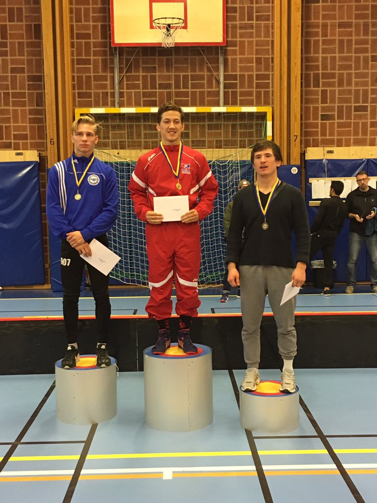 Jordan Auen wins 2016 Klippan Cup